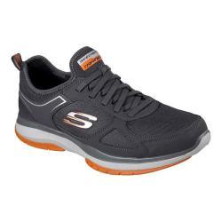 Men's Skechers Burst TR Trainer Charcoal/Orange 24735561