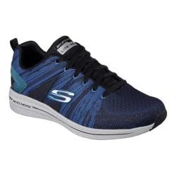 Men's Skechers Burst 2.0 In The Mix II Sneaker Black/Blue 24735287