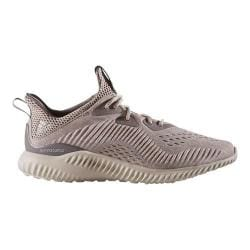 Women's adidas AlphaBOUNCE EM Running Shoe Tech Earth F16/Clear Brown/Crystal White S16 25050076