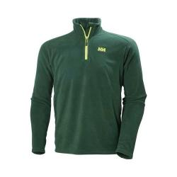 Men's Helly Hansen Daybreaker 1/2 Zip Fleece Jungle Green 25051933