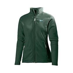 Women's Helly Hansen Daybreaker Fleece Jacket Jungle Green 25051957