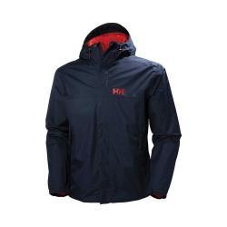 Men's Helly Hansen Ervik Rain Jacket Navy 25052058