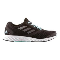 Women's adidas Edge RC Running Shoe Core Black/Silver Metallic/Clear Aqua 25515608