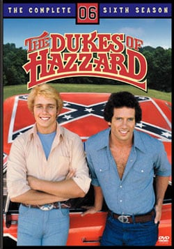 The Dukes of Hazzard: The Complete Sixth Season (DVD) 2212900