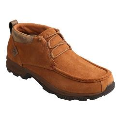 Men's Twisted X Boots MHKW003 Hiker Steel Toe Boot Tan Rough Out Leather 28450962