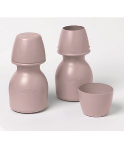 Medline Carafe with Cup Cover Mauve 1 (Pack of 20) 2277964