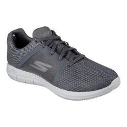 Men's Skechers GO FLEX 2 Walking Shoe Charcoal 28589176