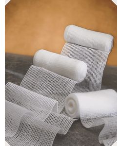 Medline Gauze Roll Sof-Form Relaxd 3 x 75-inch Sterile (Pack of 96)