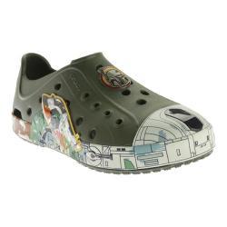 Boys' Crocs Bump It Boba Fett Shoe Kids Forest 28758445