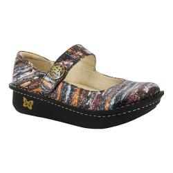 Women's Alegria by PG Lite Paloma Mary Jane Earthen Synthetic