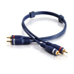 Cables To Go Composite Audio Cable - 12ft