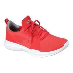 Women's Skechers GOrun MOJO Sneaker Red 29363848