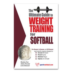 The Ultimate Guide To Weight Training For Softball image
