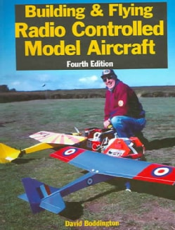 Building & Flying Radio Controlled Model Aircraft (Paperback)