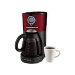 Mr. Coffee  Performance Brew  Programmable Coffee Maker  12 cups Red 33352170