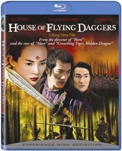 House of Flying Daggers (Blu-ray Disc) 2372658