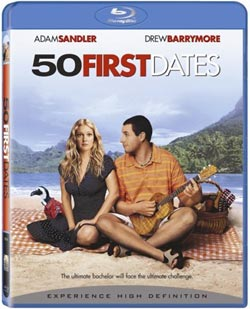 50 First Dates (Blu-ray Disc) 2372780