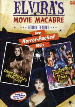 Elvira's Movie Macabre Double Feature (DVD) 2431909