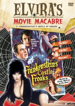 Elvira: Frankenstein's Castle Of Freaks (DVD) 2433702