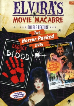 Elvira's Movie Macabre Double Feature (DVD) 2433710