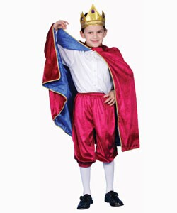 Deluxe Royal King Costume