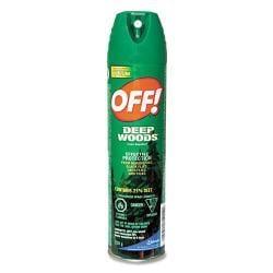 OFF! Deep Woods 6 oz Aerosol Can (Case of 12)