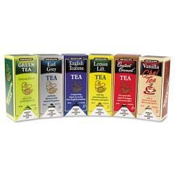 Bigelow Assorted Tea Bags (Case of 168)