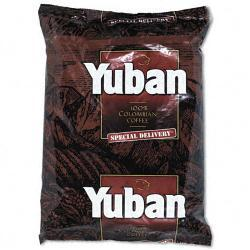 Yuban Special Delivery Coffee, 1-1/5-oz Packs (Case of 42)