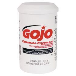 GOJO ORIGINAL FORMULA 4.5 lb. Tub Hand Cleaner (Pack of 6)