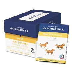 Hammermill Fore Letter Multipurpose Paper (Case of 5,000)