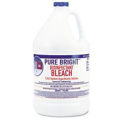 Boardwalk Liquid 1 Gallon Bottle Bleach (Pack of 6)
