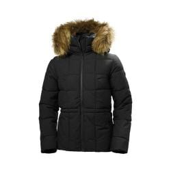 Women's Helly Hansen Blume Winter Jacket Black 30482979