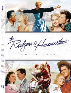 Rodgers & Hammerstein Box Set Collection (DVD) 2476751