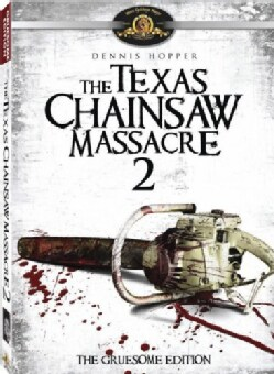 The Texas Chainsaw Massacre 2 Gruesome Edition (DVD) 2496898