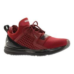 Men's PUMA IGNITE Limitless Training Shoe Tibetan Red/Puma Black 31317068