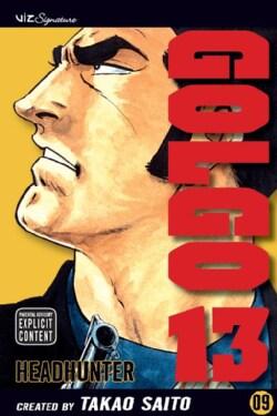 Golgo 13 9 (Paperback) 2661399