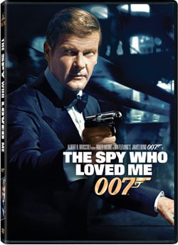 The Spy Who Loved Me (DVD) 2676698