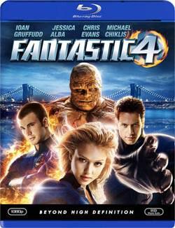Fantastic Four (Blu-ray Disc) 2678238