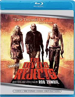 The Devil's Rejects (Blu-ray Disc) 2678243