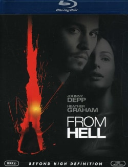 From Hell (Blu-ray Disc) 2678289