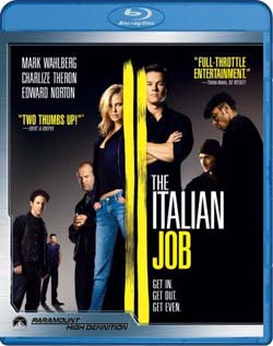 The Italian Job (Blu-ray Disc) 2678325
