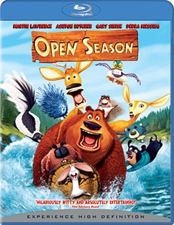 Open Season (Blu-ray Disc) 2678332