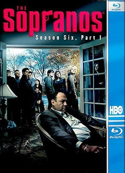 The Sopranos: Season 6 Part 1 (Blu-ray Disc) 2678336