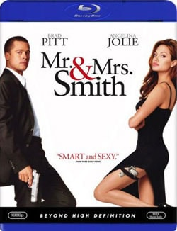Mr. & Mrs. Smith (Blu-ray Disc) 2678362