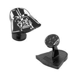 Men's Cufflinks Inc Glow Darth Vader Helmet Cufflinks Multi 32330641