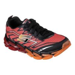 Boys' Skechers Skech-Air 4 Sneaker Red/Black 32358635