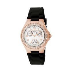 Women's Invicta Angel 1645 Watch Rose Gold/White 32608464