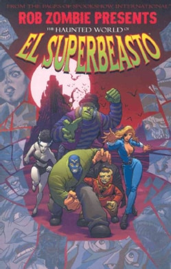 The Haunted World of El Superbeasto 1 (Paperback) 2769514