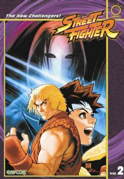 Street Fighter 2: The New Challengers (Paperback) 2829441