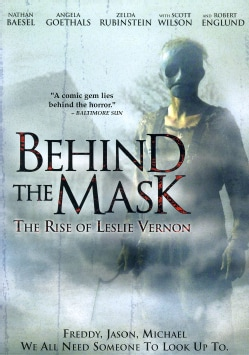Behind The Mask (DVD) 2870509